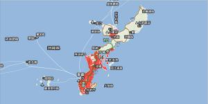 沖縄のAXGPエリア